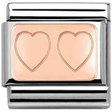 Nomination Unisex 430101/15 'Charm 925 Silver