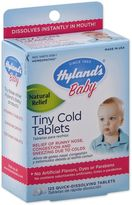 Hyland's Baby 125-Count Tiny Cold Tablets