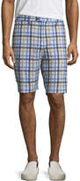 Robert Graham Men's Woven Reversible Daeron Shorts