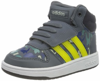 adidas Unisex Babies Hoops Mid 2.0 Low-Top Sneakers