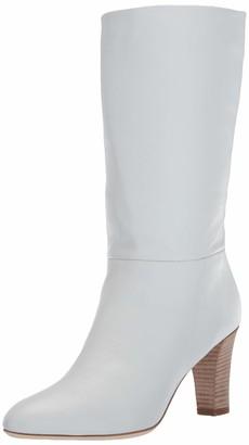 Sarah Jessica Parker Women's Reign Almond Toe Mid Calf Boot