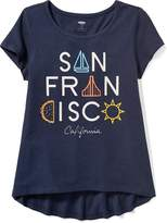 Old Navy San Francisco Graphic Tee for Girls