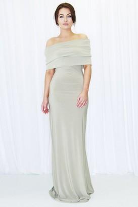 Dressed By Lauren Willow Drop Shoulder Maxi