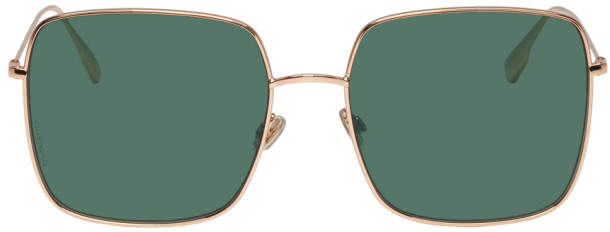 06fdabfd6225f Christian Dior Green Women s Sunglasses - ShopStyle
