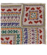 Faliero Sarti Tirolese scarf - women - Modal/Cashmere - One Size
