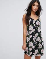 Lipsy Floral Print Cami Dress