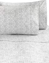 Melange Home Lotus 400-Thread Count Cotton 3-Piece Sheet Set