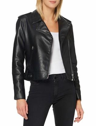 Pimkie Women's VSW20 JSIMBALE Faux Leather Jacket