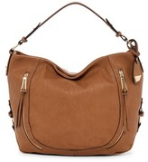 Jessica Simpson Roxanne Faux Leather Hobo Bag