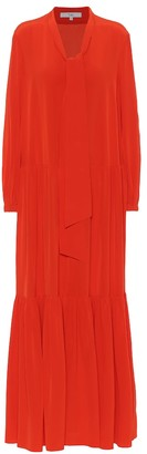 Tibi Silk-crApe dress
