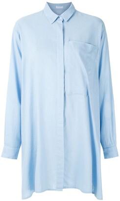 OSKLEN Light Linen oversized chemise