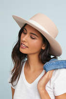 Anthropologie Frankie Bow Boater