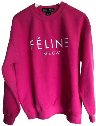 Brian Lichtenberg Pink Cotton Knitwear for Women