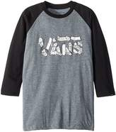 Vans Kids Focus Raglan Boy's T Shirt