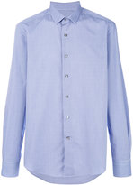 Lanvin classic checked shirt - men - Cotton - 39