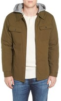 Brixton Men's Canton Jacket With Detachable Hood