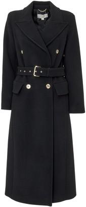 MICHAEL Michael Kors Double-Breasted Coat