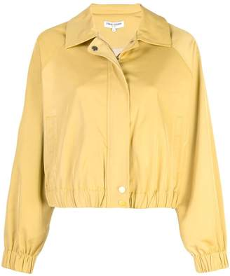 Opening Ceremony cropped raglan jacket