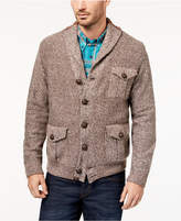 Weatherproof Vintage Men's Sweater Jacket