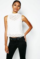 Jack Wills Ashwater Lace Top