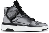 Givenchy Basket Hi-Top Sneakers
