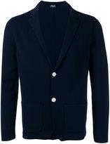 Drumohr patch pockets blazer - men - Cotton - 48