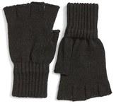 Barbour Men's Fingerless Wool Gloves
