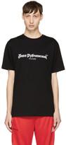 Gosha Rubchinskiy Black Logo T-Shirt