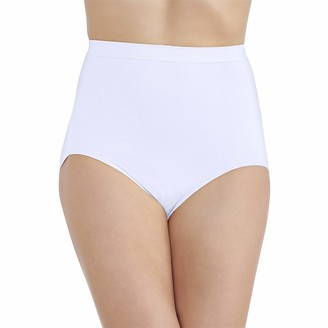 Vanity Fair Women's Perfectly Yours Seamless Tailored Brief Panty 13083