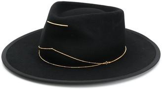 Van Palma Anna fedora hat