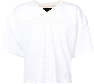 Fear Of God cropped Manuel T-shirt