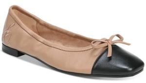 Sam Edelman Women's Jaida Square-Toe Flats Women's Shoes