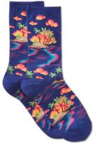 Hot Sox Women's Island Scenic Socks
