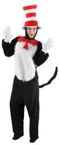 Dr. Seuss Men's Cat in the Hat Deluxe Costume Small/Medium
