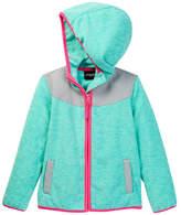 Weatherproof Spade Dye Polar Fleece with Trim (Toddler Girls)