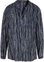 Olsen Rope print blouse