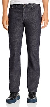 AG Jeans The Graduate Straight Slim Fit Pants in Deep Trench