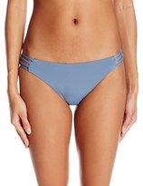 Roxy Women's Strappy Love Reversible 70s Bikini Bottom