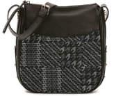 Perlina Women's Krista Leather Crossbody Bag