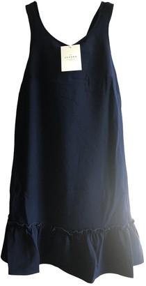 Sã©Zane SAzane Spring Summer 2019 Navy Viscose Dresses