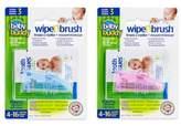 Baby Buddy Wipe-N-Brush