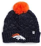 '47 Fiona Denver Broncos Pom Beanie