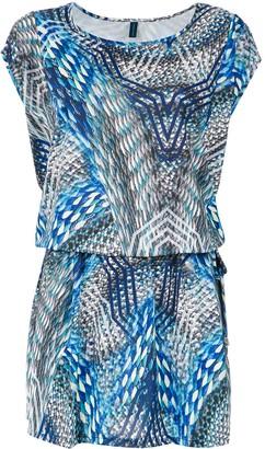 Lygia & Nanny 'Irere' printed tunic