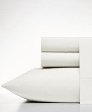 Nautica Kooltex Performance Solid Twin Sheet Set Bedding