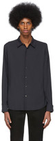 Paul Smith Navy Beetle Button Shirt