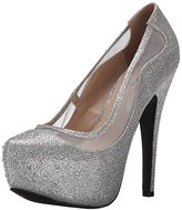 Qupid Women's PENELOPE-213 Dress Pump