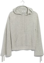 Madewell Women's Cashmere Hooded Sweater
