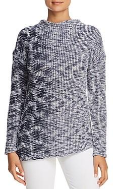 Nic+Zoe Marled Drop Shoulder Sweater