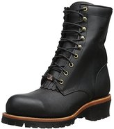 "Chippewa Men's 8"" Steel Toe EH 20049 Lace Up Boot"