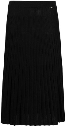 Liu Jo A-line pleated skirt